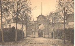 Bruxelles - CPA - Tervuren - Parc De Tervuren - Sortie - Tervuren