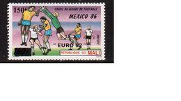 Mali-1992,(Mi.1151),Football, Soccer, Fussball,calcio,MNH - Other