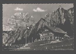 Mollis - Berggasthaus Frohnalpstock Ob Mollis Mit Scheienstock Und Mürtschenstock - GL Glaris