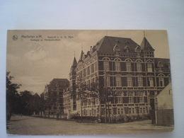 Maasmechelen - Mechelen Aan De Maas // Gesticht Vh H.Hart - Collegie En Normaalschool // 1928 - Maasmechelen