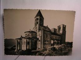St Nectaire - L'Eglise...... - Saint Nectaire