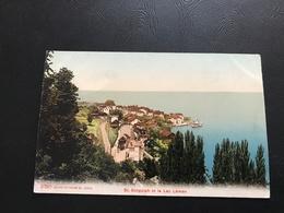 3750 - ST GINGOLPH Et Le Lac Leman - Autres Communes
