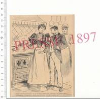 Presse 1897 Pâte Flamande Ancien Fourneau De Cuisine Cuisinière Produit Entretien Nettoyage  216CHV1 - Vieux Papiers