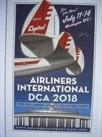 Avion / Airplane / Super Constellation / Airliners International DCA 2018 - 1946-....: Era Moderna