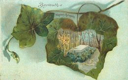 BAYREUTH - Wagner's Ruhestätte. - Bayreuth