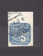 Bohemia & Moravia Böhmen Und Mähren 1939 Gest ⊙ Mi 43 Sc P2 Zeitungsmarken I., Newspaper Stamps I. C5 - Bohemia & Moravia