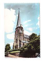 57 Algrange Eglise Paroissiale CPSM PF Cachet Algrange 1966 - Frankreich