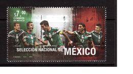 Mexico-2014,(Mi.),Football, Soccer, Fussball,calcio,MNH - 2014 – Brazil