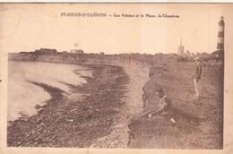 17 - St-Denis D'Orléron Les Falaises Et Le Phare De Chassiron - France