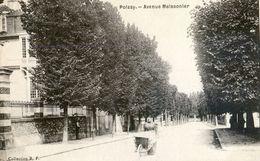 78 - Poissy - Avenue Meissonier - Poissy