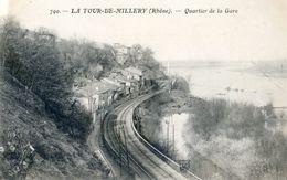 69 - La Tour Millery - Quartier De La Gare - France