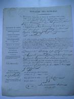ROYAUME DES PAYS -BAS Province De LIEGE  1819 -1829 Waremme - 1800 – 1899