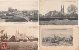 18 / 2 / 410    LOT  DE  20  CPA  DE  SÉES  ( 61  ) Toutes Scanées - Postcards