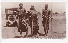 PHOTO KENYA Masaï - Kenya