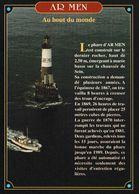 1 AK Frankreich * Ar Men (der Felsen) - Ist Der Zwischen 1867 Und 1881 Erbaute Leuchtturm Im Atlantischen Ozean - Sonstige Gemeinden