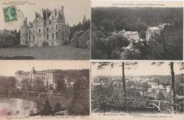 18 / 2 / 411  - LOT  DE  20  CPA  DE  BAGNOLES  DE  L' ORNE   ( 61 )  Toutes Scanées - Postcards