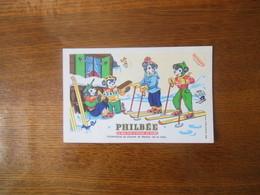 PHILBEE LE BON PAIN D'EPICES DE DIJON FOURNISSEUR DE L'EQUIPE DE FRANCE (SKI DE FOND) - Gingerbread