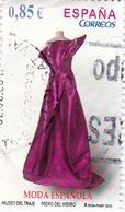 0,82 € - MODA ESPAGNOLA - 2001-10 Oblitérés