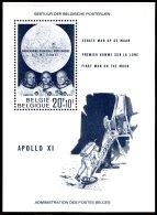 BE   BL46   XX   ---   Alunissage - Blocs 1962-....
