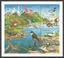 I1824 ST.VINCENT FAUNA BIRDS 1SH MNH - Birds