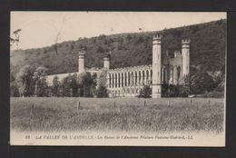 CPA. Dépt.27. La Vallée De L'ANDELLE . Les Ruines De L'ancienne Filature Fontaine-Guérard . - Non Classés
