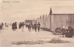 WENDUINE  /  DE CABINES  1914 - Wenduine