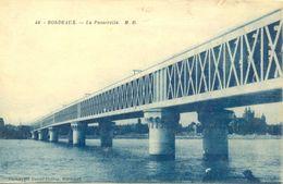 France - Gironde - Bordeaux - La Passerelle - M.D. Nº 40 - 4690 - Bordeaux
