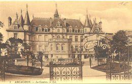 France - Gironde - Arcachon - Le Casino - Levy Neurdein Nº 7 - 4691 - Arcachon