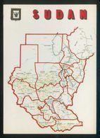 Sudán. *Sudan Map* Nilo Distr. Nº 1B. Nueva. - Sudan