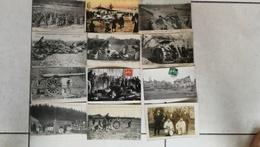 Très Beau Lot De 102 CPA Scannées Theme Miliraire / Militaria / Guerre / WW1 / Poilu / Tranchées - Postcards