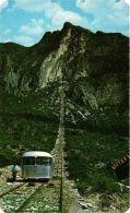 CPM Monterrey Funicular To Gracia's Caverns MEXICO (647813) - Mexiko
