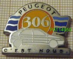 PEUGEOT 306 C'EST NOUS En Qualité ARTHUS - Peugeot