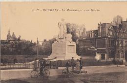 D59 - Roubaix - Le Monument Aux Morts : Achat Immédiat( - Roubaix