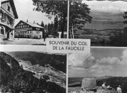 B48942 Le Col De La Faucille - Francia