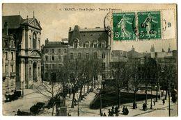 CPA 54 Meurthe Et Moselle Nancy Place Saint-Jean Temple Protestant - Nancy