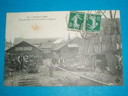 16 ) Angoulème N° 40 - Vue Générale De La Fonderie Cordebart  - Année 1908 - EDIT : C.c.c.c - Angouleme