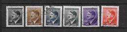 LOTE 1659  ///  BOHEMIA Y MORAVIA   YVERT Nº: 77/82 - Bohemia Y Moravia