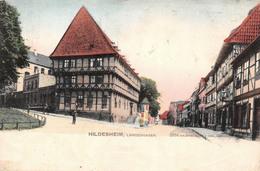 Allemagne - Hildesheim - Langerhagen - Hildesheim