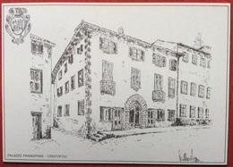 1992 TARCENTO 10^MOSTRA FILATELICA CITTA' DI TARCENTO Palazzo Frangipane Cristofoli - Non Classificati