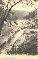France -  Ain - Bellegarde Sur Valserine - Les Pertes Du Rhône - Les Barrages - Michaux Nº 22 - 4712 - Bellegarde-sur-Valserine