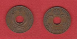 East Africa / KM 25.1 /  5 Cents 1941 / TTB - British Colony