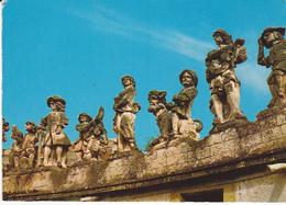 BAGHERIA - VILLA PALAGONIA GRUPPO DI MOSTRI - Bagheria