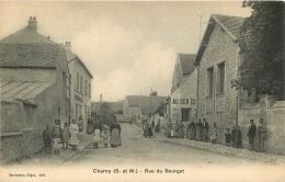 CHARNY RUE DU BOURGET - Francia