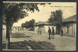 +++ CPA - Camp D' ELSENBORN - Avenue Schultz   // - Bütgenbach
