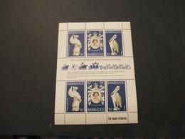 BARBADOS - 1978 INCORONAZIONE/animali 3 VALORI X 2, In Minifoglio - NUOVI(++) - Barbados (1966-...)