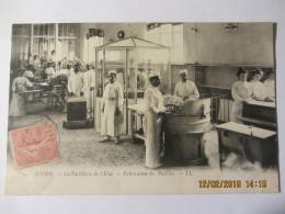 Cpa VICHY (03)  La Pastillerie - Fabrication Des Pastilles - Vichy