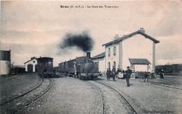 France - 28 - Brou - La Gare Des Tramways - Autres Communes