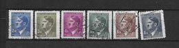 LOTE 1660  ///  BOHEMIA Y MORAVIA   YVERT Nº:  89/94 - Usados