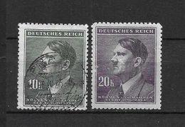 LOTE 1660  ///  BOHEMIA Y MORAVIA   YVERT Nº: 95/96 - Bohemia Y Moravia