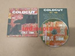 COLDCUT True Skool  2006 UK CD EP  Enhanced Video Cardbox With Cardsleeve Inner - Music & Instruments